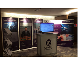 Catalina Software Exhibit At LPHCA's 2016 Road Show