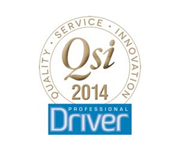 Freedom Customer Wins Award At The Professional Driver QSI Awards