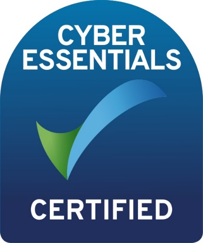 Catalina Software Achieves Cyber Essentials Certification